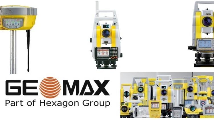 Geomax Division Hexagon